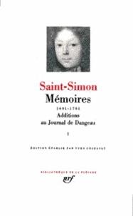 Duc de Saint-Simon - Mémoires 1716-1718 - Tome 6, Additions au journal de Dangeau.