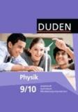 Duden Physik 9./10. Schuljahr. Arbeitsheft Gymnasium Mecklenburg-Vorpommern.