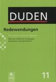Duden Verlag - Redewendungen.