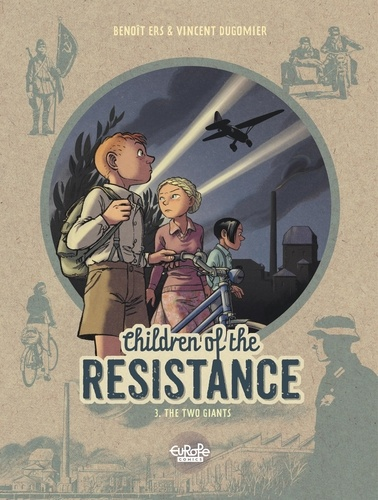 Children of the Resistance - Volume 3 - The Two Giants