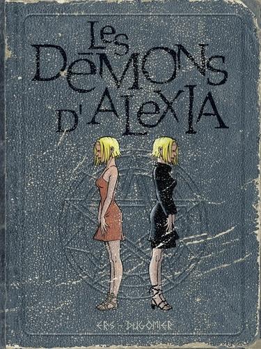 Les démons d'Alexia - L'intégrale - Tome 2