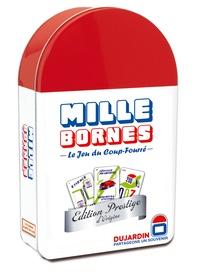 DUJARDIN - Jeu Mille Bornes Edition Prestige