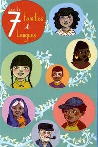 Margaux Chetteau - Jeu de 7 familles & langues.