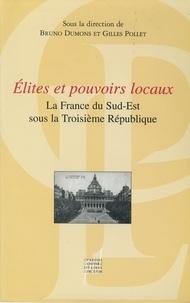 Dumons/Pollet - Élites et pouvoirs locaux - La France du Sud-Est sous la Troisième République.