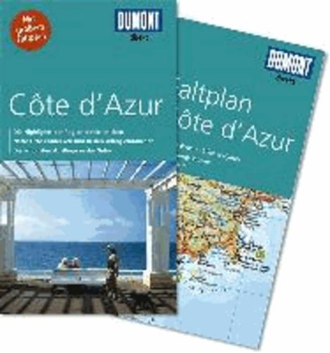 DuMont Direkt Reiseführer Cote d Azur.