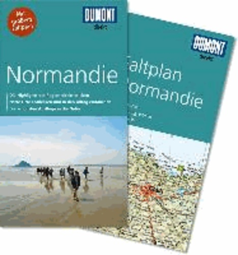 DuMont Direkt Reiseführer Normandie.