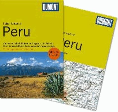 DuMont Reise-Handbuch Reiseführer Peru.