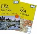 DuMont Reise-Handbuch Reiseführer USA, Der Osten.