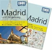 DuMont Reise-Taschenbuch Reiseführer Madrid und Umgebung - Mit Extra-Reisekarte und 10 Entdeckungstouren.