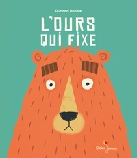 Duncan Beedie - L'ours qui fixe.