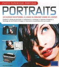 Duncan Evans - Portraits - Photo numérique pratique.