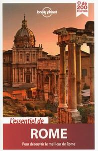 Duncan Garwood et Abigail Blasi - L'essentiel de Rome. 1 Plan détachable