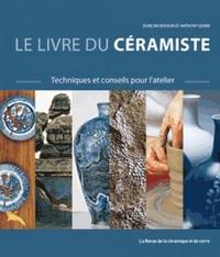 Corridashivernales.be Le livre du céramiste - Techniques et conseils pour l'atelier Image