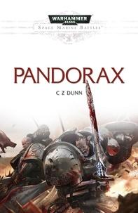 Dunn - Space Marine Battles  : Pandorax.