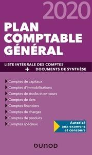 Dunod - Plan comptable général - Liste intégrale des comptes + documents de synthèse.