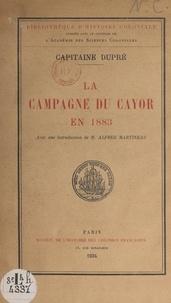 Dupré et  Académie des sciences colonial - La campagne du Cayor en 1883.