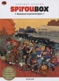 Dupuis - Coffret cadeau Spirou Box - Abonnement au journal de Spirou + 2 numéros spéciaux.