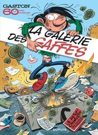 Dupuis - Gaston  : La galerie des gaffes.