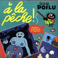Dupuis - Petit Poilu à la pêche ! - 10 pièces à pêcher et à replacer.