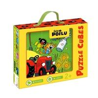Dupuis - Puzzle cubes Petit Poilu.