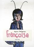 Dupuy et  Berbérian - Françoise. 1 CD audio