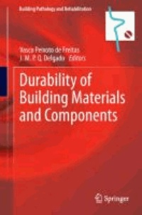 Durability of Building Materials and Components.