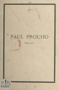 Durand et Étienne Ébrard - Paul Prouho, 1849-1931.