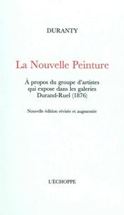 Duranty - La nouvelle peinture.