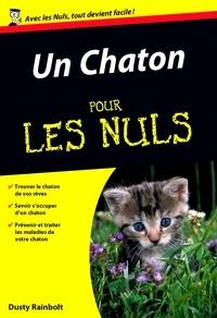 Un chaton pour les nuls.pdf