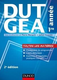 Pierre Marquès - DUT GEA 1re année - 2e éd.