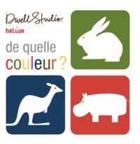 DwellStudio - De quelle couleur ? - Un livre à déplier.