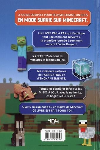 Devenir le boss de Minecraft