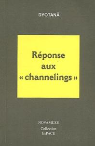 Réponse aux channelings.pdf