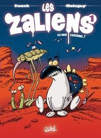 Dzack et  Mainguy - Les Zaliens Tome 1 : Ils sont dangereux !.