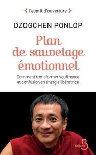 Dzogchen Ponlop Rinpoché - Plan de sauvetage émotionnel.