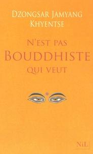 Accentsonline.fr N'est pas bouddhiste qui veut Image