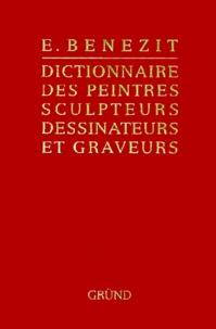 DICTIONNAIRE DES PEINTRES SCULPTEURS DESSINATEURS ET GRAVEURS. Tome 10, édition 1999.pdf
