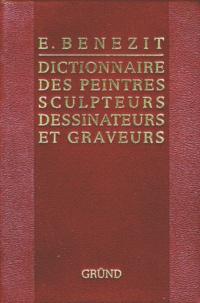 Histoiresdenlire.be DICTIONNAIRE DES PEINTRES, SCULPTEURS, DESSINATEURS ET GRAVEURS. Tome 3 Image