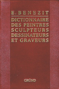 Deedr.fr DICTIONNAIRE DES PEINTRES, SCULPTEURS, DESSINATEURS ET GRAVEURS. Tome 6 Image
