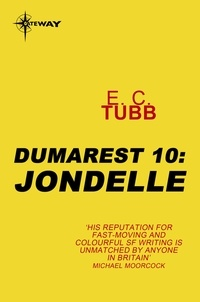 E.C. Tubb - Jondelle - The Dumarest Saga Book 10.