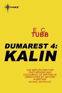 E.C. Tubb - Kalin - The Dumarest Saga Book 4.