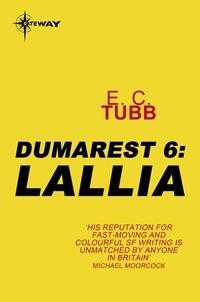 E.C. Tubb - Lallia - The Dumarest Saga Book 6.