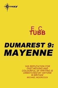 E.C. Tubb - Mayenne - The Dumarest Saga Book 9.