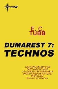 E.C. Tubb - Technos - The Dumarest Saga Book 7.