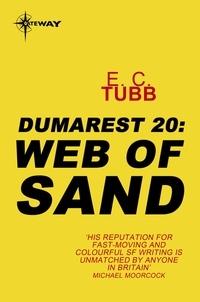 E.C. Tubb - Web of Sand - The Dumarest Saga Book 20.