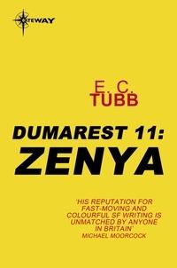 E.C. Tubb - Zenya - The Dumarest Saga Book 11.