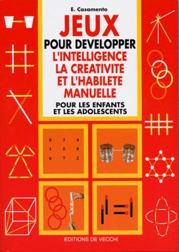 E Casamento - Jeux pour développer l'intelligence, la créativité et l'habileté manuelle pour les enfants et les adolescents.