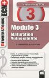 E. Cervantes et André Alexeline - Module 3 - Maturation vulnérabilité.