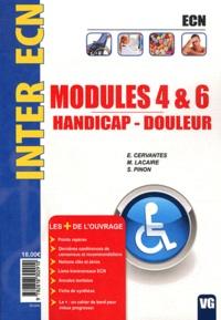 E. Cervantes et M. Lacaire - Modules 4 & 6 Handicap douleur.