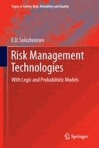 E. D. Solozhentsev - Risk Management Technologies - With Logic and Probabilistic Models.